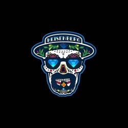 tee shirt heinzenberg version mexique sublimation