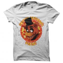 tee shirt pizza bear...