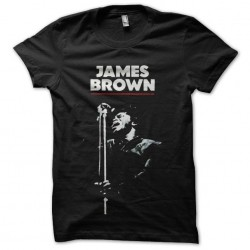 James brown concert shirt...