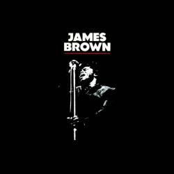 James brown concert shirt sublimation