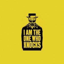 tee shirt walter white i am the one who knocks sublimation