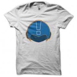Tee shirt casque de megaman...