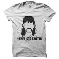 Free joe exotic tshirt...