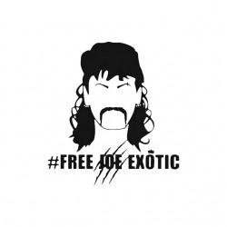 Free joe exotic tshirt sublimation