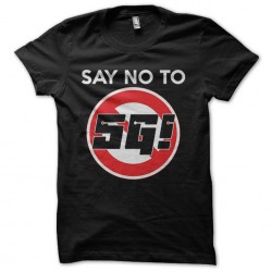 say no to 5g shirt sublimation