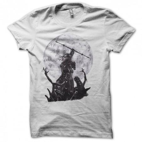 Predator t-shirt that hunt white sublimation
