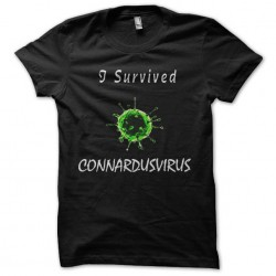 tee shirt I survived...