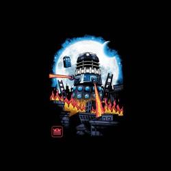 doctor who tardis shirt sublimation