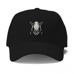casquette halo noire