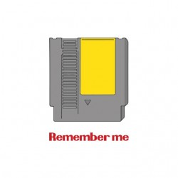 T-shirt cartridge NES...