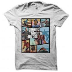 gta 6 shirt sublimation