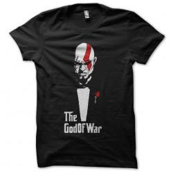 the god of war shirt...