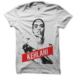 kehlani shirt sublimation