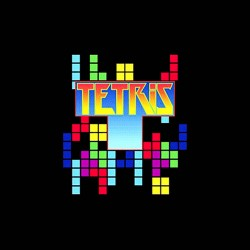 tetris vintage shirt sublimation