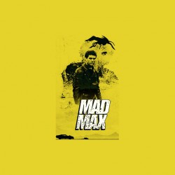mad max poster vintage shirt sublimation