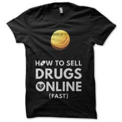 tee shirt how to sell drugs...