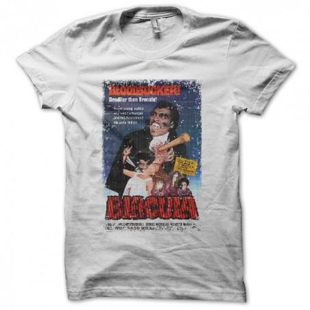 Blacula vintage artwork white sublimation t-shirt