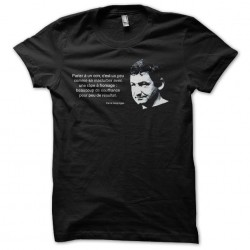 tee shirt pierre desproges...