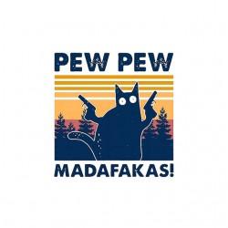 pew pew madafakas sublimation shirt