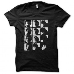 Bob Dylan black sublimation...