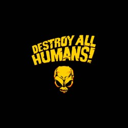 destroy all humans sublimation shirt