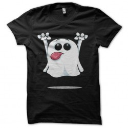 funny ghost shirt sublimation