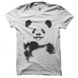 mustache panda shirt...