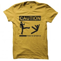 this is sparta shirt...