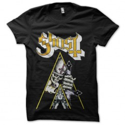 ghost priest tshirt...