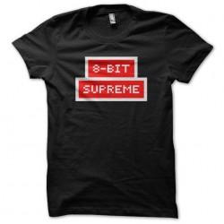 tee shirt 8-bit supreme...