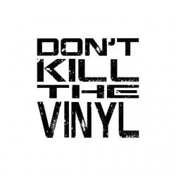 Do not Kill the Vinyl t-shirt white sublimation