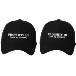 customized embroidered caps...