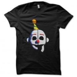 tee shirt clown cyborg...