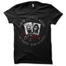 tee shirt gangsta business...