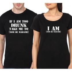 tee shirts personnalisable...