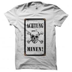 achtung minen tshirt...