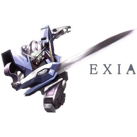 Gundam Exia t-shirt origin white sublimation