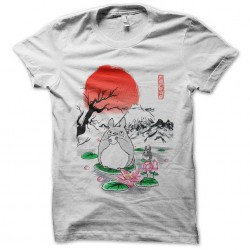 totoro caly tshirt sublimation