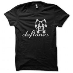tee shirt deftones sublimation