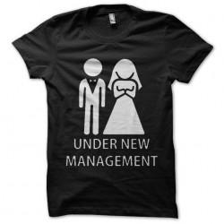 tee shirt mariage under new...