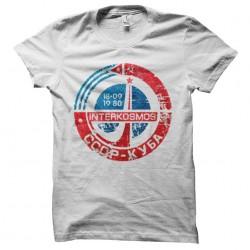 tee shirt interkosmos cccp...