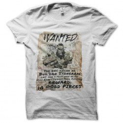 tee shirt wanted stupid...
