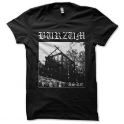 burzum tshirt sublimation