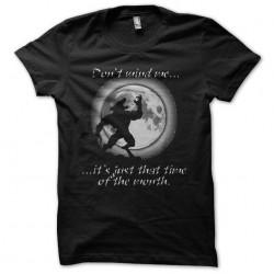 werewolf advice tshirt...