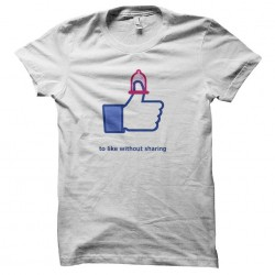 tee shirt to like without...