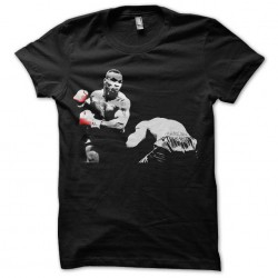 mike tyson the bull tshirt...