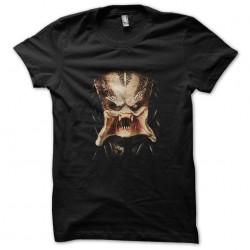 Tee shirt Predator visage en  sublimation