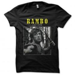tee shirt rambo first blood...