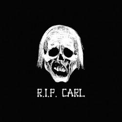 The Walking Dead RIP Carl black sublimation t-shirt