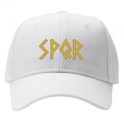 SPQR rome legion cap
